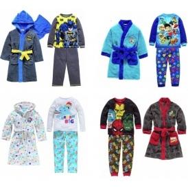 Character Robe & Pyjama Sets £16.66