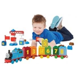 Mega Bloks Thomas Learning Train £8.59