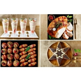 Christmas Food Ordering Now Open @ M&S