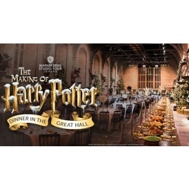 Christmas Dinner At Hogwarts!