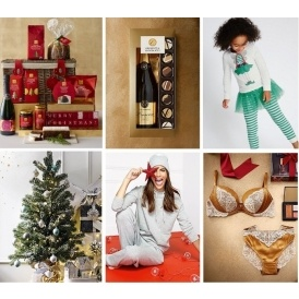 Christmas Shop Now Open @ M&S