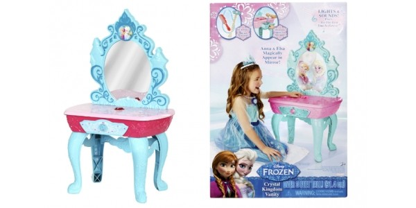 Frozen Crystal Kingdom Vanity Unit £35 (was £49.97) @ Asda George