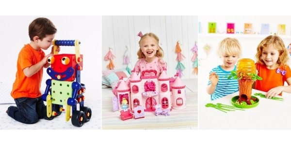 Half Price Toy Sale @ ELC / Mothercare