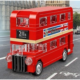 FREE Lego London Bus