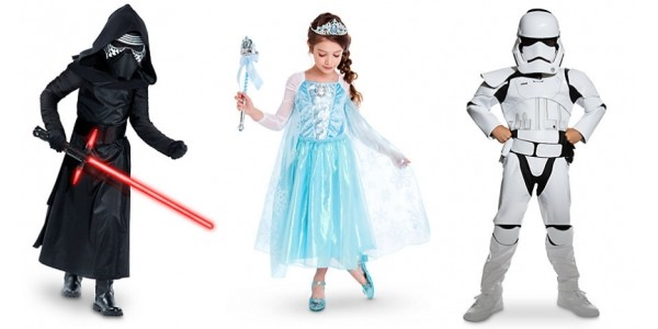 25% Off Selected Fancy Dress Costumes & Accessories @ The Disney Store