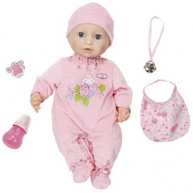 1/2 Price Baby Annabell Doll £25