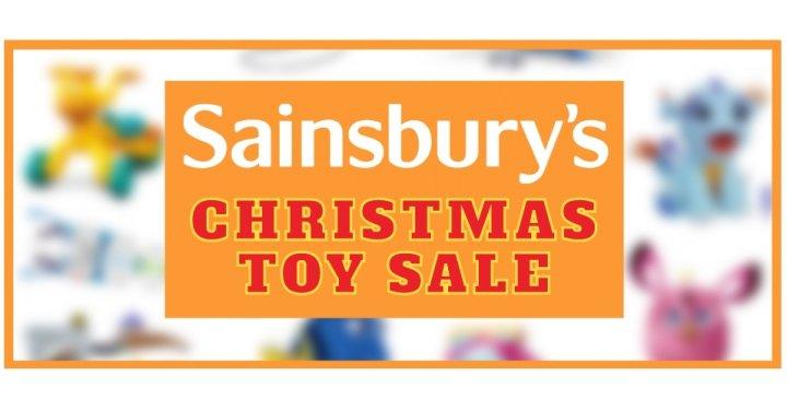 sainsbury's toy sale - photo #3