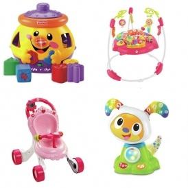 Half Price Fisher-Price Toys @ Argos