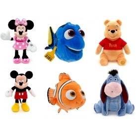 Buy One Get One For £1.99 Disney Soft Toys