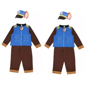Paw Patrol Chase Dressing Up Costume