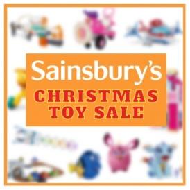 Sainsbury's Toy Sale, Toys & Prices!