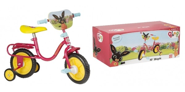 "Bing Bunny 10"" Bike Now Available @ Very"