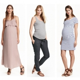 Up To 60% Off Maternity @ H&M