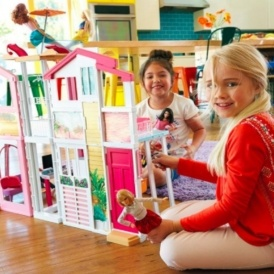 Where To Buy Barbie 3-Storey Townhouse