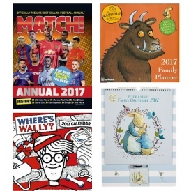 20% Off All 2017 Annuals and Calendars