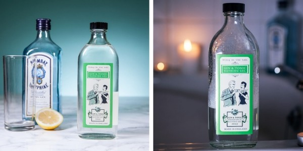 Gin and Tonic Bathing Gel £7.95 @ Prezzybox