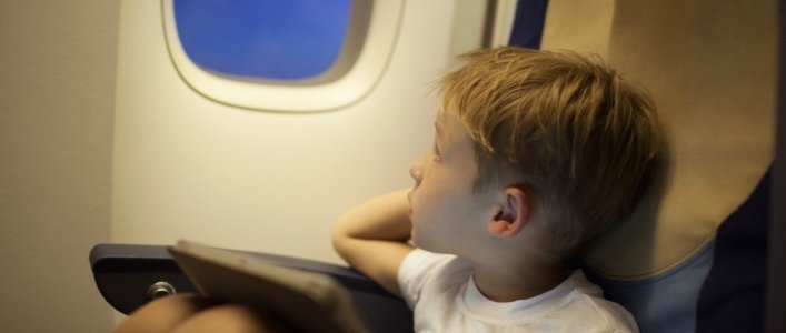 Child-Free Zones On Planes: Yes Or No?