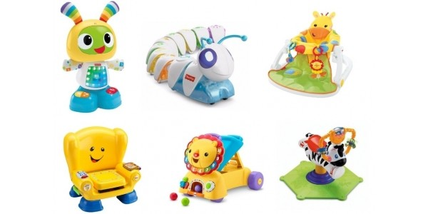Up To 25% Off Fisher-Price Toys @ Smyths