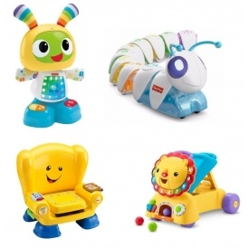 Up To 25% Off Fisher-Price Toys
