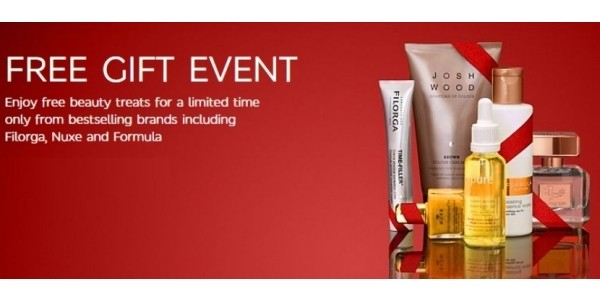 FREE Beauty Gift Event @ Marks & Spencer
