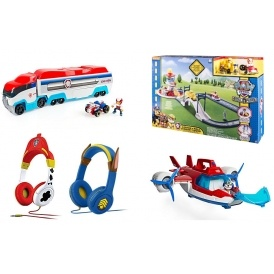 Save £12.50 On Paw Patrol Toys