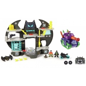 Imaginext DC Super Friends Batcave £34.99