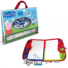 Peppa Pig Stamp Splash Aqua Mat £10