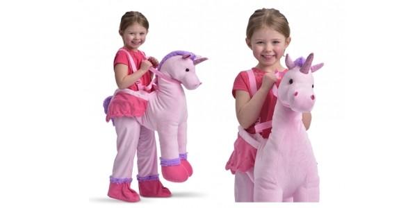 Children's Dress Up Unicorn Costume £9.99 @ B&M