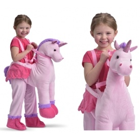 Children's Dress Up Unicorn Costume
