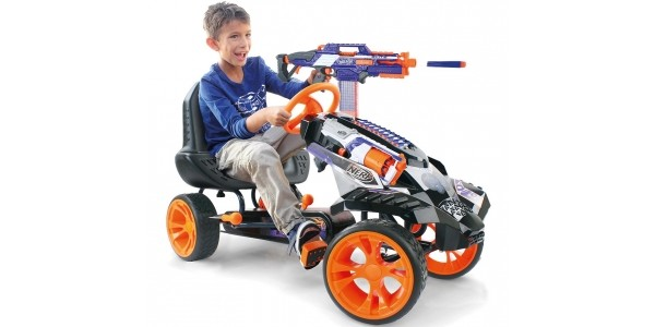 Nerf Battle Racer Go Kart Just £153.50 Delivered (Using Code) @ The Brilliant Gift Shop