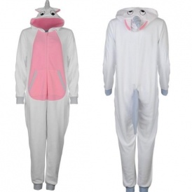 Ladies Unicorn Novelty Onesie
