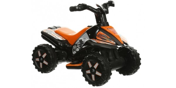 Roadsterz 6v Quad Bike Now £35 (was £70) With Free Delivery @ Halfords