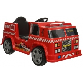 Half Price Electric Ride On Fire Engine