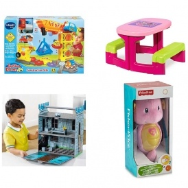 Up To Half Price Toys @ Debenhams