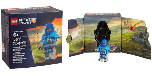 FREE Lego Nexo Knights King's Guard Box With Any Nexo Knights Purchase @ The Lego Shop