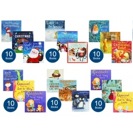 10 Children's Book Collections For £10