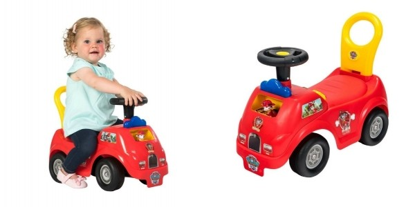Paw Patrol Marshall Activity Fire Truck Ride On £16.99 @ Smyths