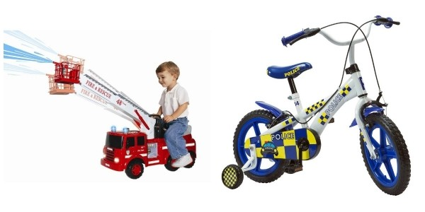 Save Up To £20 Off Bikes, Ride Ons And Other Outdoor Toys (With Code) @ Smyths