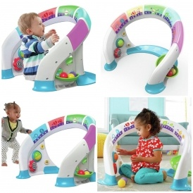 Fisher-Price Bright Beats Play Space £44.99