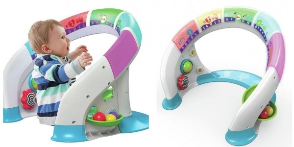 Fisher-Price Bright Beats Smart Touch Play Space Play Set £44.99 @ eBay: Argos