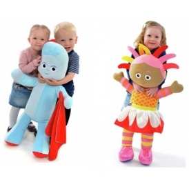 Jumbo In The Night Garden Toys £19.99