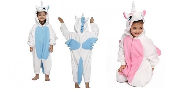 Kids Magical Unicorn Onesie £9.99 Delivered @ Go Groopie