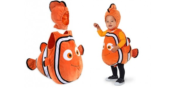 Baby Nemo Costume £20.99 With Free Delivery @ The Disney Store