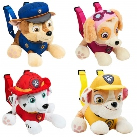 Paw Patrol Soft Backpack £10