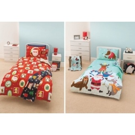 Children's Christmas Bedding @ Asda