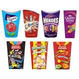 4 For £5 Sweet Cartons @ Morrisons