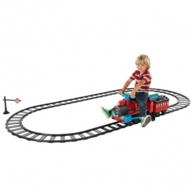 Chad Valley Ride On Train & Track £64.99