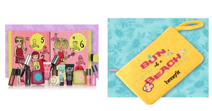 Benefit 2016 Advent Calendar, FREE Gift, Two FREE Samples & FREE ...