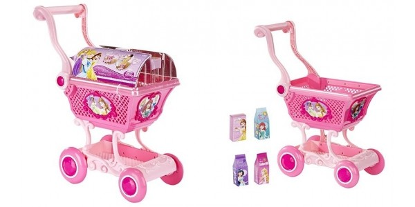 Disney Princess Shopping Cart £12.50 (was £25) @ Tesco Direct