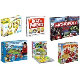 Up To 80% Off Board Games